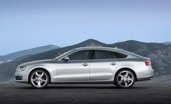 Audi A5 3.0 TDi Sportback Quattro