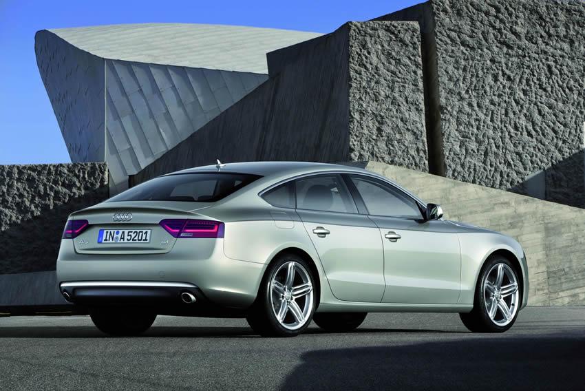 Audi A5 Coupe 1.8 TFSI 160hp MT