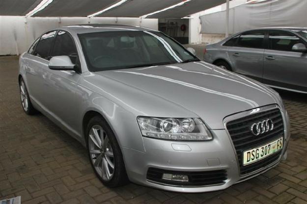 Audi A6 2.0 T FSI