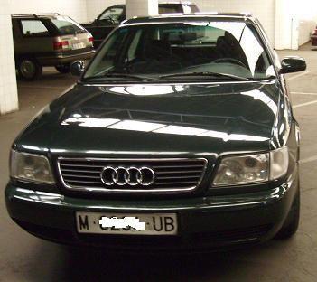 Audi A6 2.3