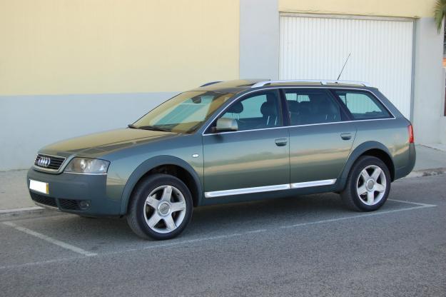 Audi A6 2.5 TDI Allroad