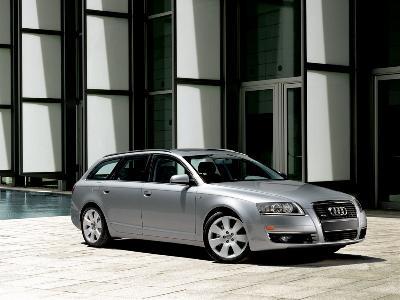 Audi A6 2.5 TDI Multitronic