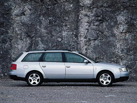 Audi A6 2.5 TDI 163hp MT