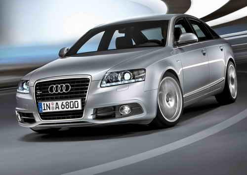 Audi A6 2.7 TDI 190hp CVT