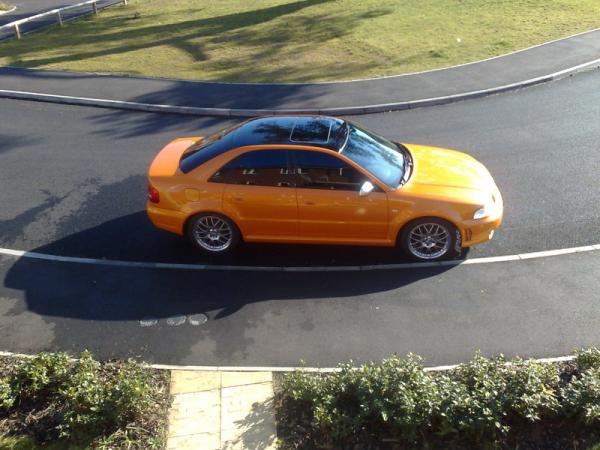 Audi A6 2.8 174hp quattro MT