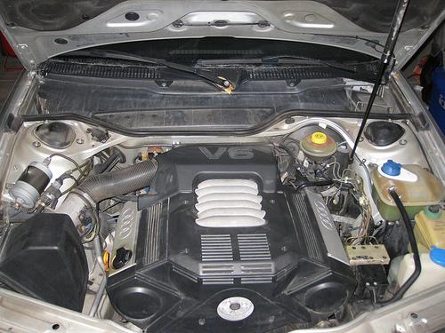 Audi A6 2.8 FSI 210hp MT