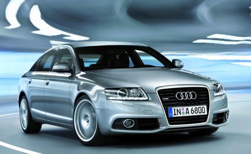 Audi A6 2.8 FSI 220hp CVT