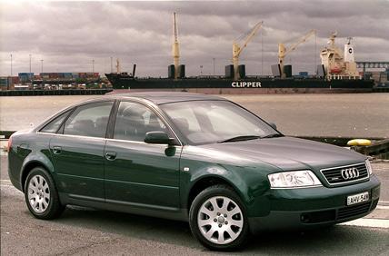 Audi A6 2.8 quattro AT