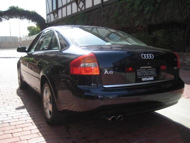 Audi A6 3.0 Multitronic