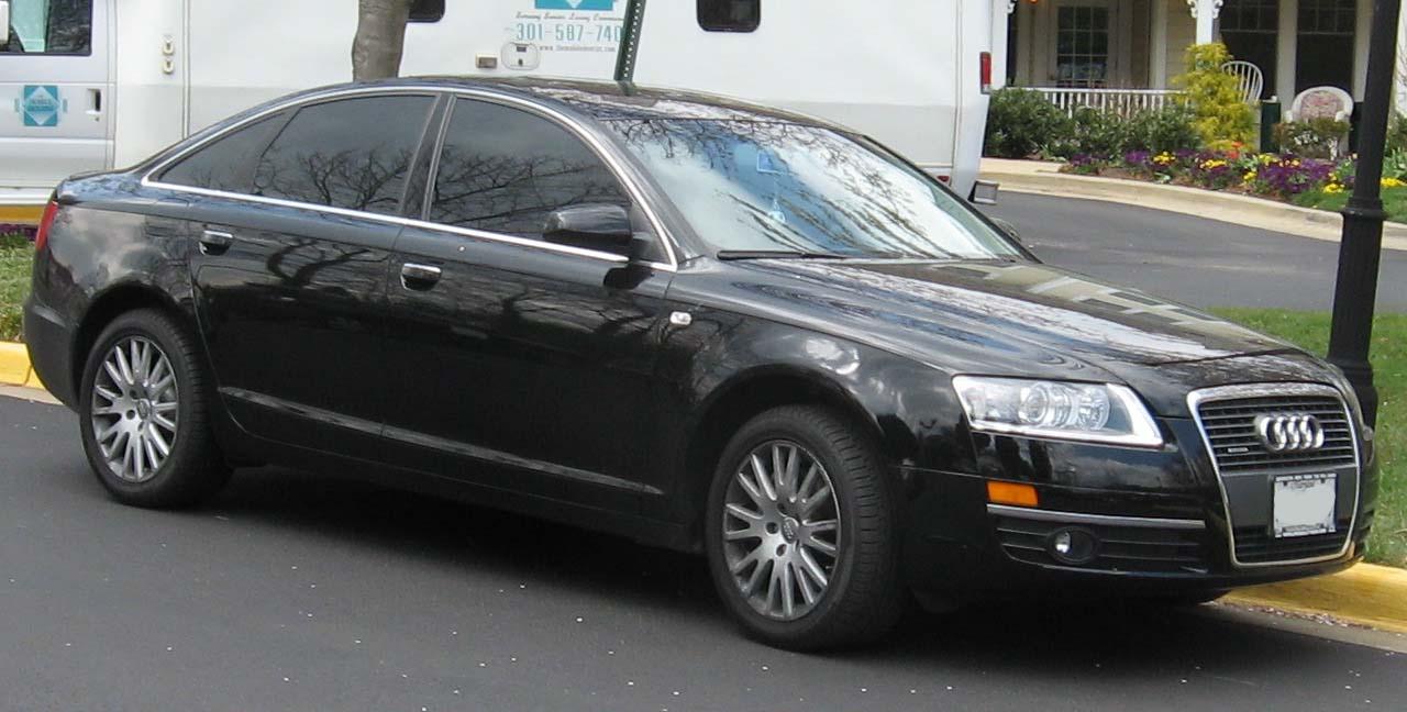 Audi A6 3.2