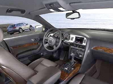 Audi A6 3.2 FSI