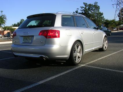 Audi A6 3.2 FSI 255hp quattro CVT
