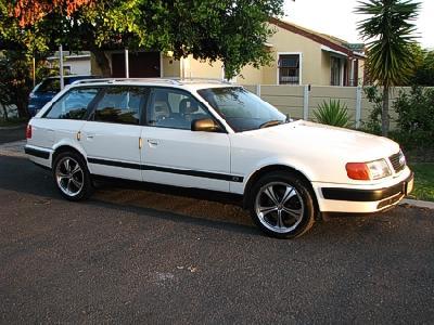 Audi A6 Avant 1.9 D