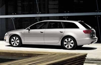 Audi A6 Avant 2.4 Multitronic