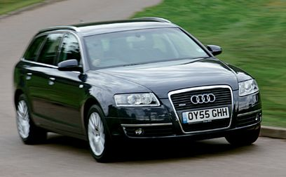 Audi A6 Avant 4.2
