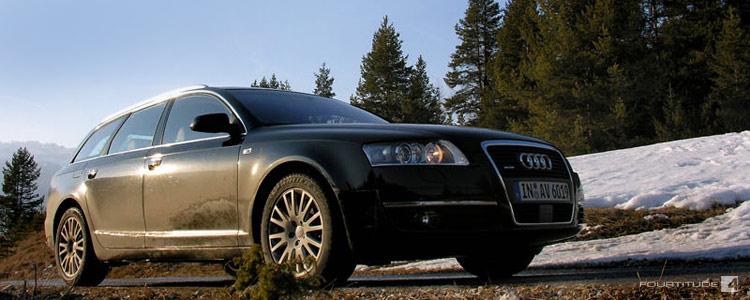 Audi A6 Avant 4.2 Quattro