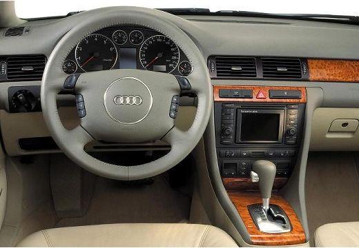 Audi A6 Avant 4.2 Quattro Tiptronic