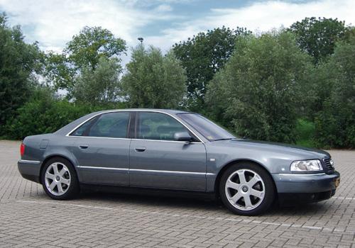 Audi A8 2.5 TDI Quattro