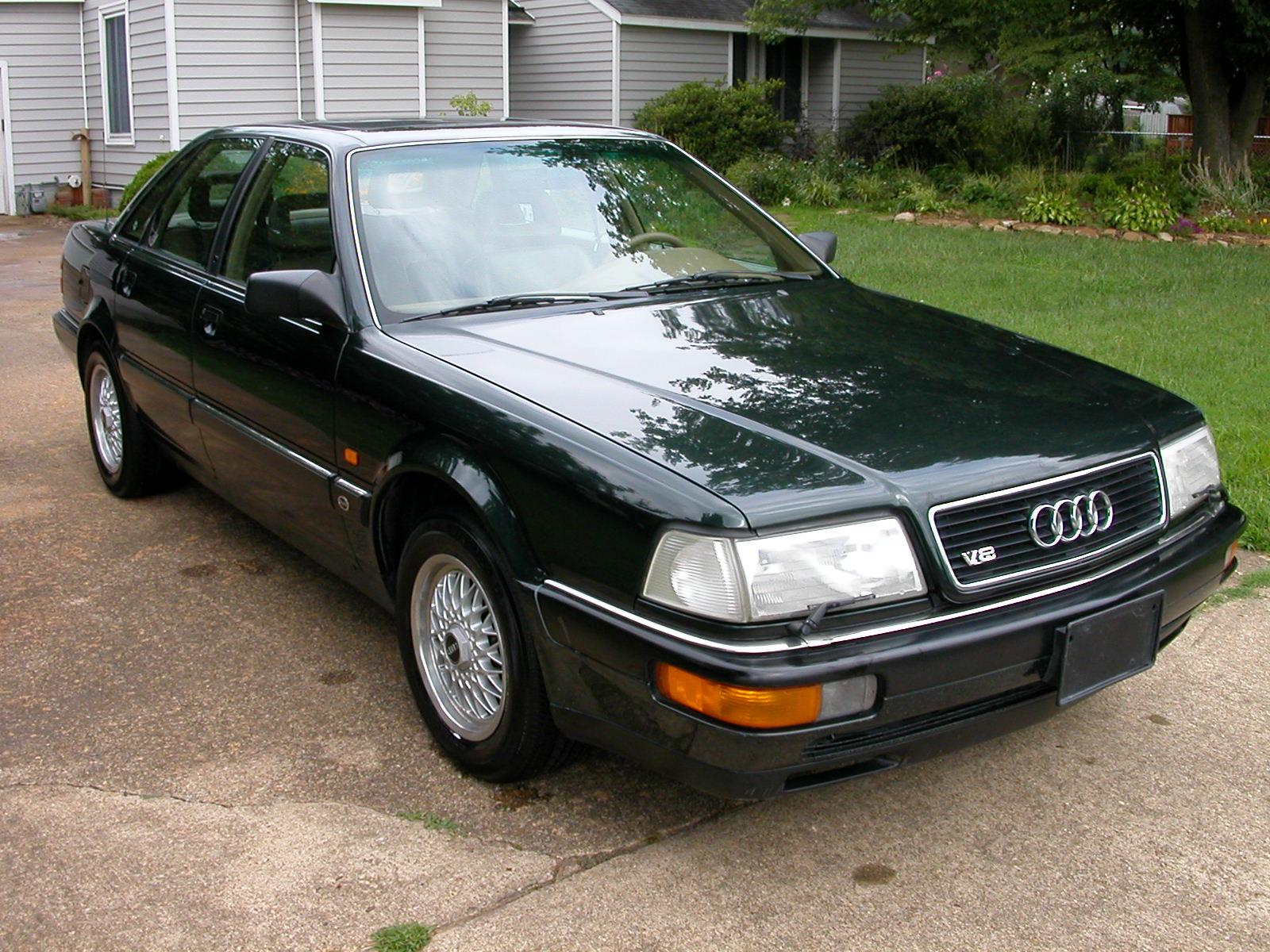 Audi A8 2.8 163hp quattro MT