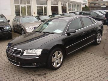 Audi A8 3.7