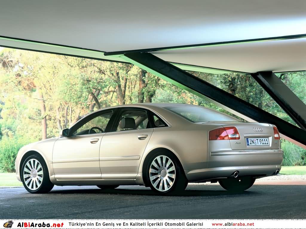 Audi A8 3.7 Quattro