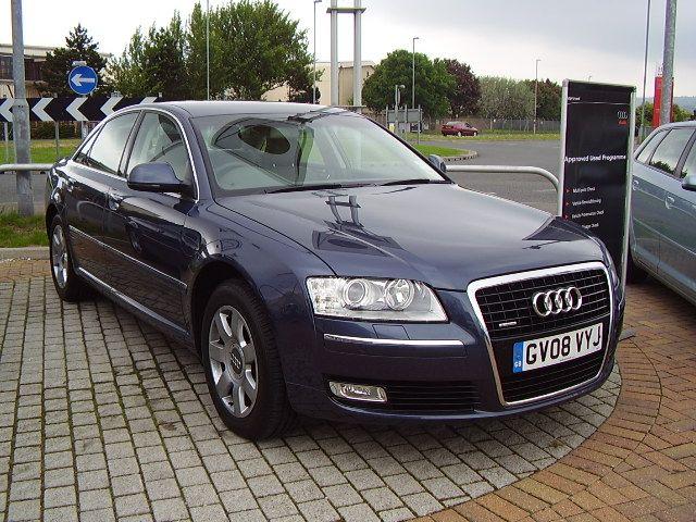 Audi A8 3.0 TDI quattro AT