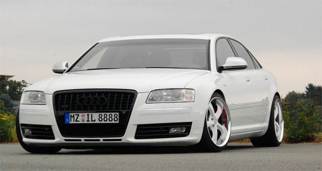 Audi A8 S8