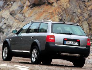 Audi Allroad 2.5 TDi Quattro