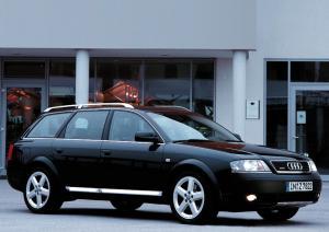 Audi Allroad 4.2 Quattro