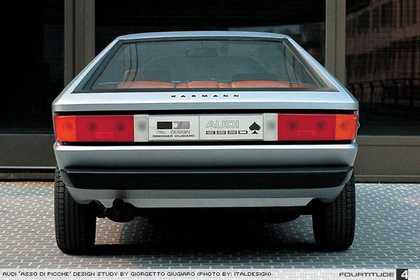 Audi Asso di Picche