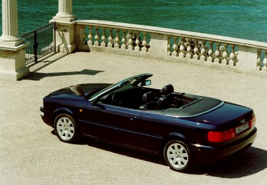 Audi Cabriolet 1.9 TDI
