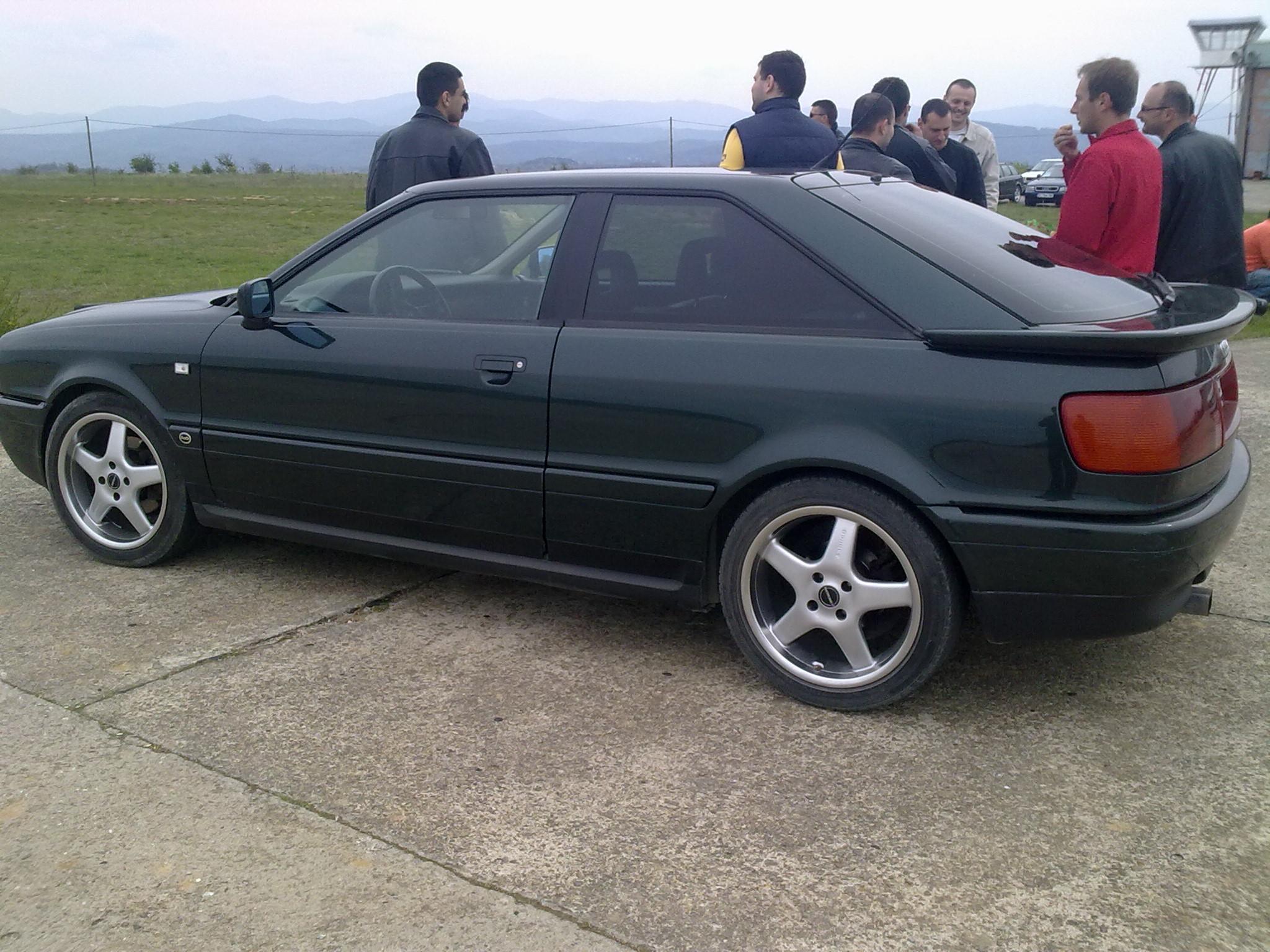 Audi Coupe 2.0 16 V