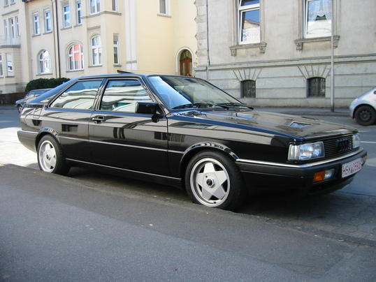 Audi Coupe 2.2 GT