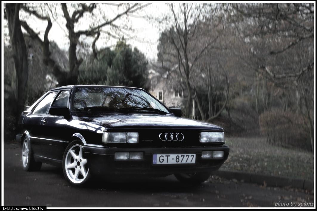 Audi Coupe 2.2 quattro