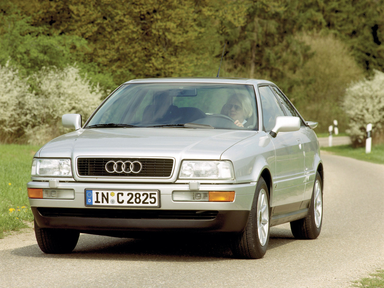 Audi Coupe 2.3 E 20V AT