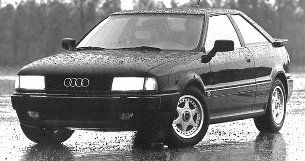 Audi Coupe 2.3 quattro