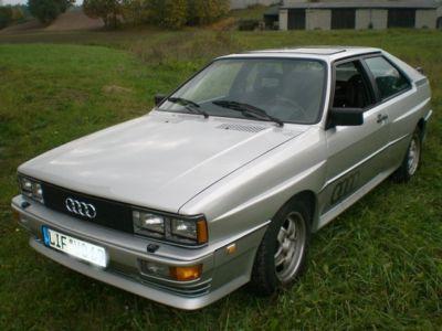 Audi Coupe GT 5E