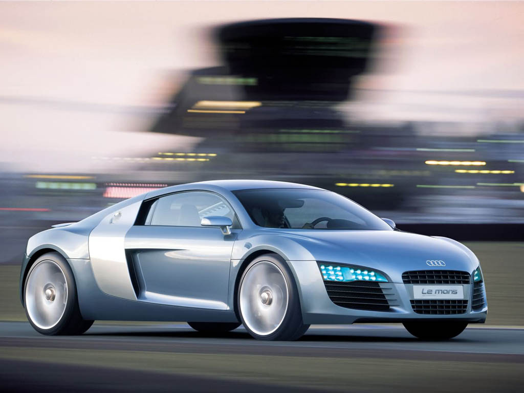Audi LeMans Quattro