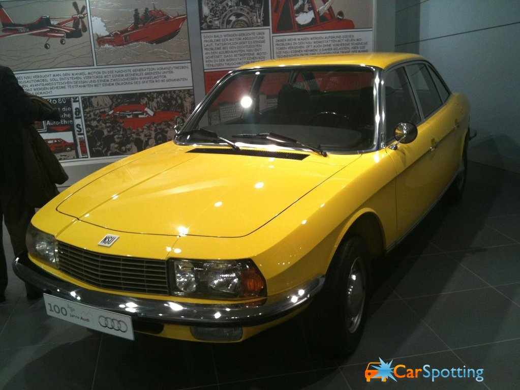 Audi NSU RO 80 RO 80