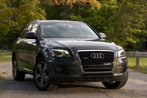 Audi Q5 3.2
