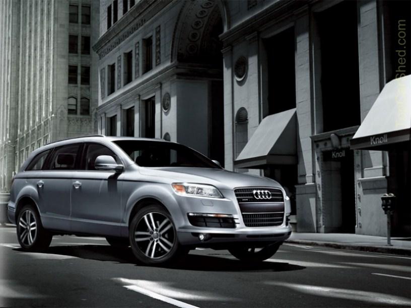 Audi Q7 3.6 FSi Quattro Tiptronic