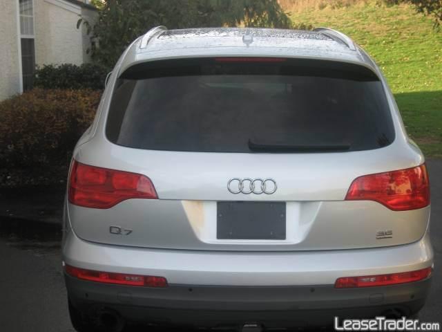 Audi Q7 3.6 Premium Quattro