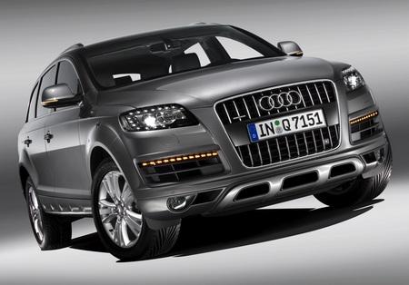 Audi Q7 3.6 FSI quattro MT