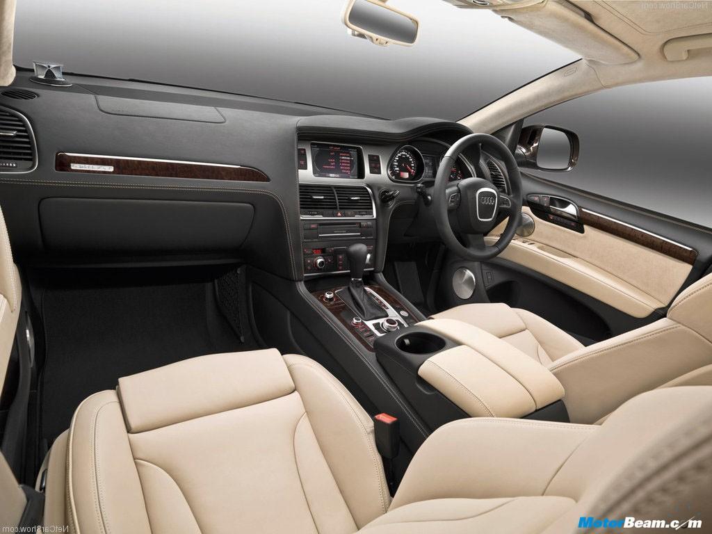 Audi Q7 4.2 FSi Quattro Tiptronic