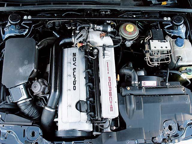 Audi Quattro 2.2 20V