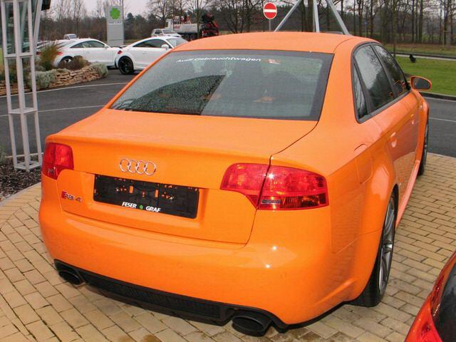 Audi RS4 Limousine