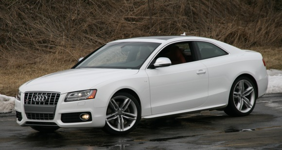Audi RS5 Quattro