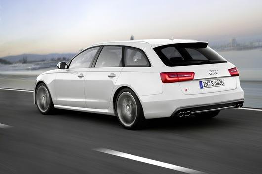 Audi S6 Avant Plus
