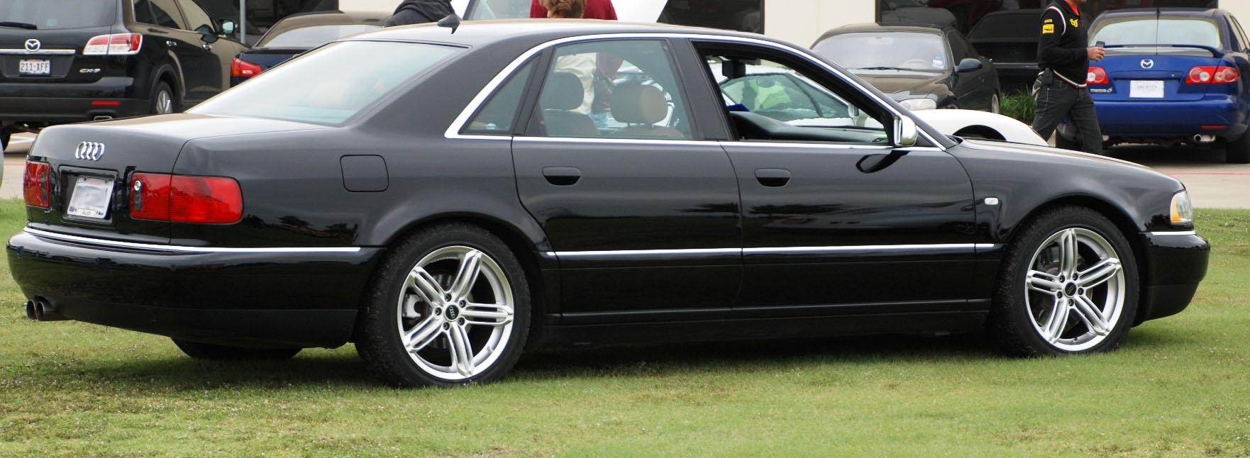 Audi S8 4.2 Quattro Tiptronic