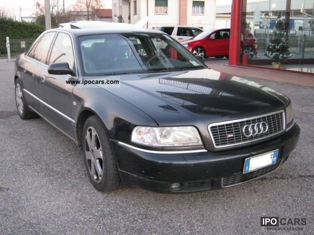 Audi S8 Quattro 4.2 Tiptronic